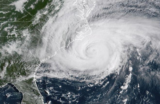 Στο μάτι του κυκλώνα Φλόρενς
