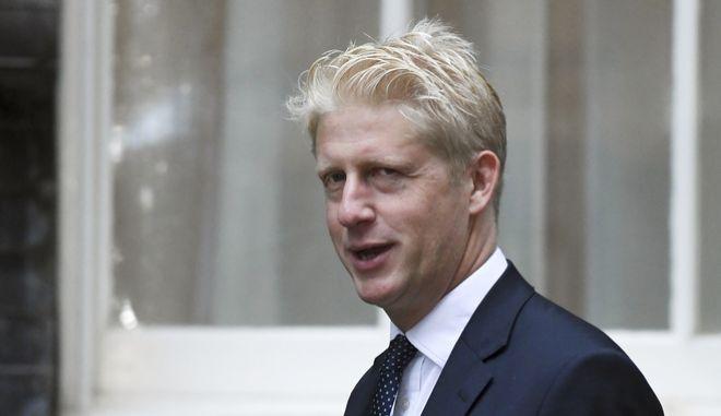Ο Τζο Τζόνσον, αδελφός του βρετανού πρωθυπουργού