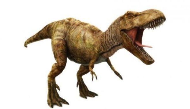 Αποκάλυψη: Ο τρομερός Τυραννόσαυρος δεν μπορούσε να...βγάλει γλώσσα