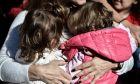 Μητέρα με τα παιδιά της (ΦΩΤΟ Αρχείου)