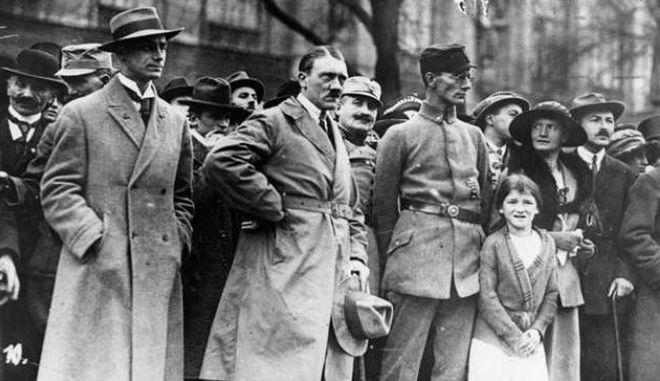 Μηχάνη του Χρόνου: H μυστική οργάνωση που οδήγησε τον Χίτλερ στην εξουσία