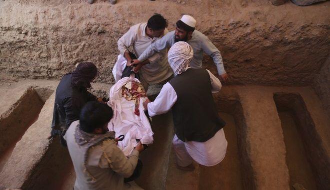 Περισσότεροι από 60 άνθρωποι έχασαν τη ζωή τους σε επίθεση του Ισλαμικού Κράτους σε γαμήλια τελετή