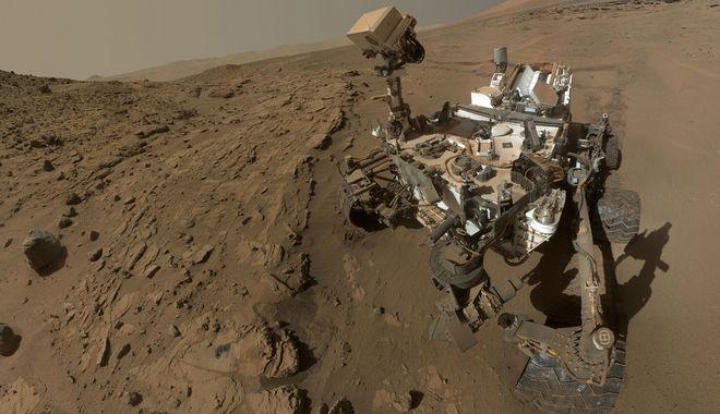 Πότε αποκαλύπτει η NASA τα μυστικά του κόκκινου πλανήτη;