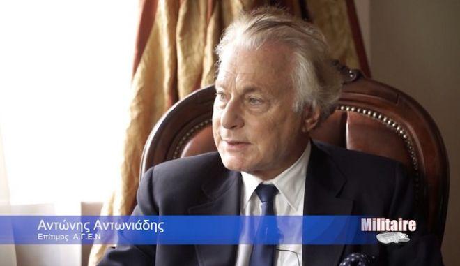 """Αρχηγός του ΠΝ επί Παπαντωνίου:  Γιατί είπα """"όχι"""" στον εκσυγχρονισμό των φρεγατών"""