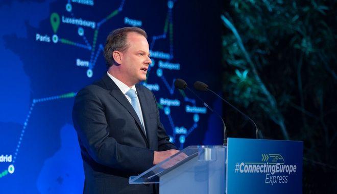 Κώστας Αχ. Καραμανλής: Έρχονται σιδηροδρομικά έργα ύψους 3,3 δισ. ευρώ