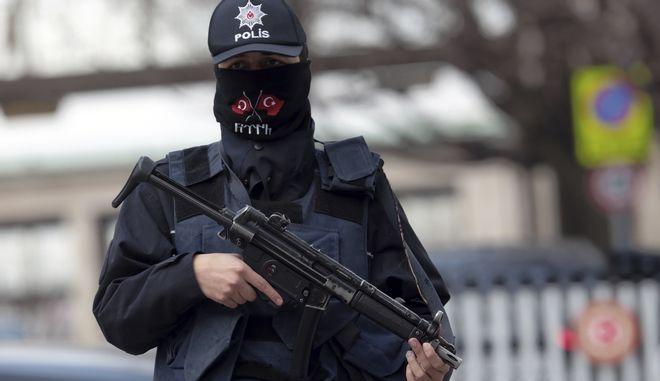 Τούρκος αστυνομικός