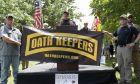 Μέλη της αντικυβερνητικής, παραστρατιωτικής οργάνωσης Oath Keepers