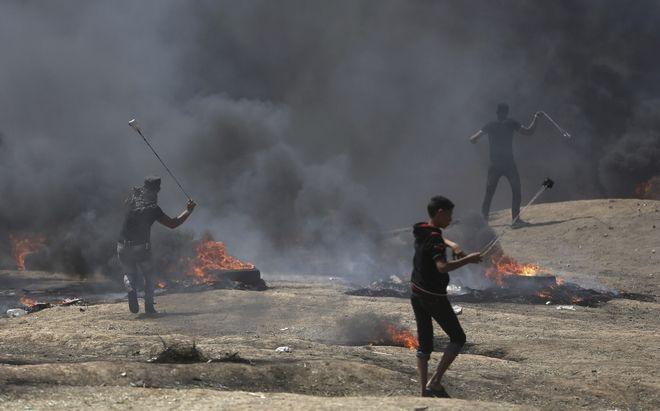 Συγκρούσεις στη Γάζα