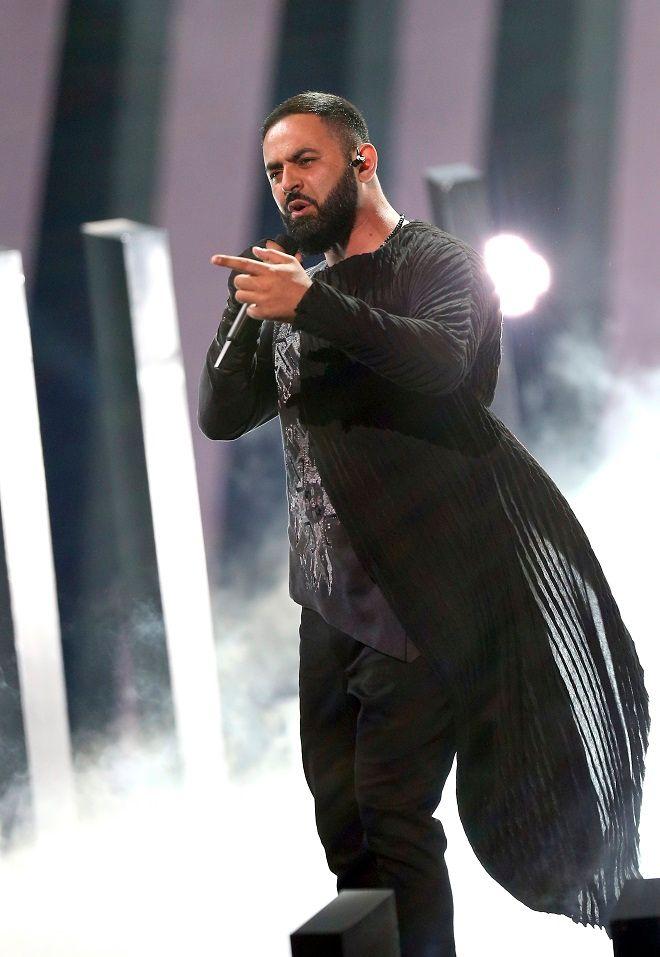 Ο Σεβάκ Καναγκιάν από την Αρμενία θα τραγουδήσει στην Eurovision 2018 το