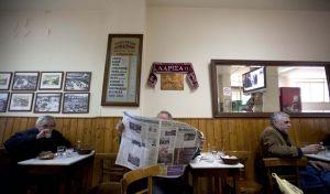 DW: Οι γερμανικές εκλογές στα kafenίa