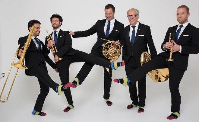 Οι Canadian Brass