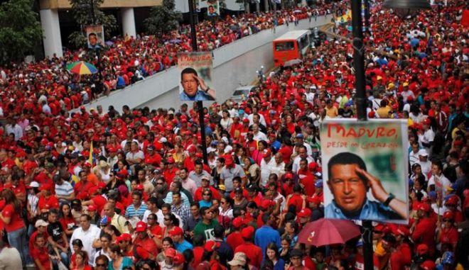 Μαντούρο: Ο Τσάβες επηρέασε τον Χριστό στην επιλογή νοτιοαμερικανού πάπα