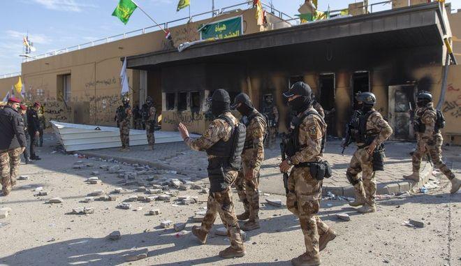 Αμερικανικά στρατεύματα στο Ιράκ