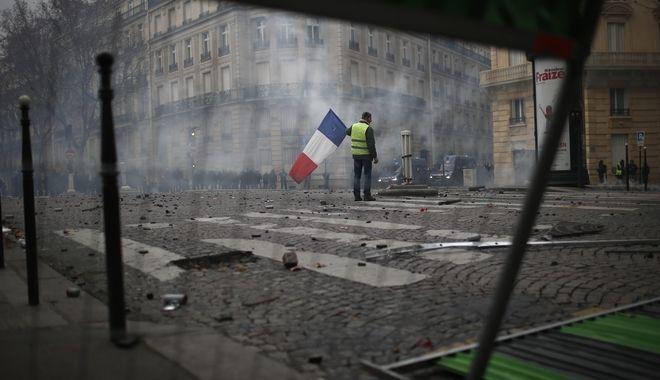 Πεδίο μάχης το Παρίσι