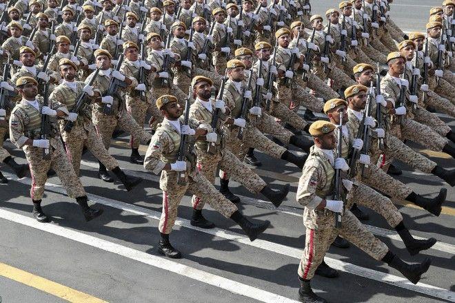 Στρατιώτες του Ιράν