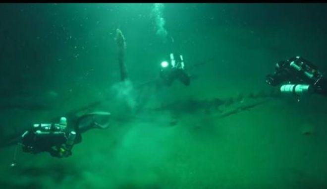 """Βρέθηκε το """"πλοίο του Οδυσσέα"""", το αρχαιότερο ναυάγιο στον κόσμο"""