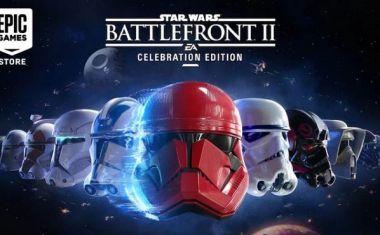 Star Wars Battlefront II: Διαθέσιμο δωρεάν το Celebration Edition
