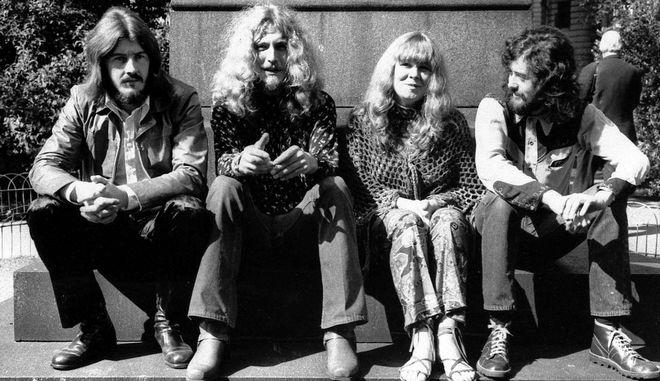 Οι Led Zeppelin
