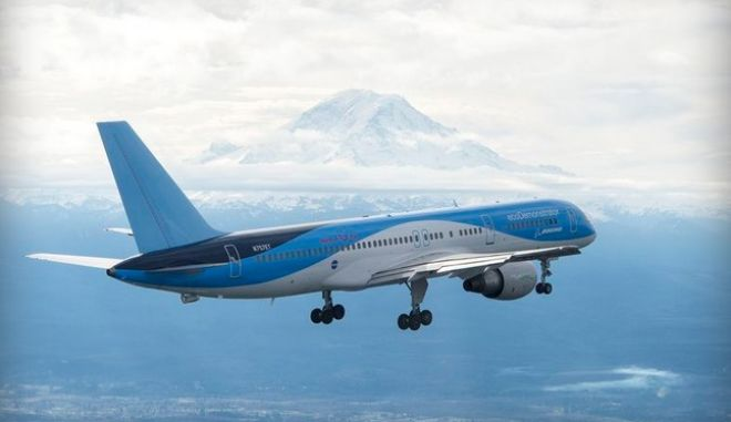 NASA: Αντικολλητικά αεροπλάνα για μείωση κόστους και ρύπων