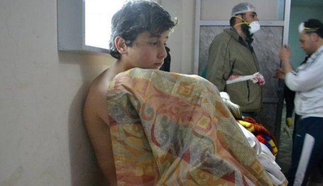 Πάνω από 20 οι νεκροί μετά από πυρκαγιά σε κλινική στη Συρία