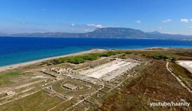 Βίντεο: Τι έκαναν οι αρχαίοι Έλληνες για να περνούν τα πλοία πριν τον Ισθμό