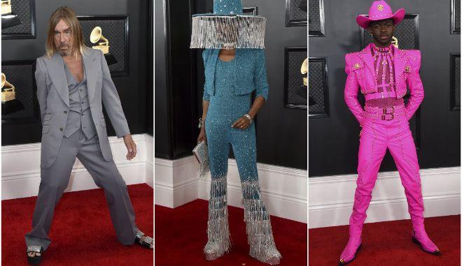 Grammys 2020: Αποκριάτικο κόκκινο χαλί - Οι πιο εκκεντρικές εμφανίσεις