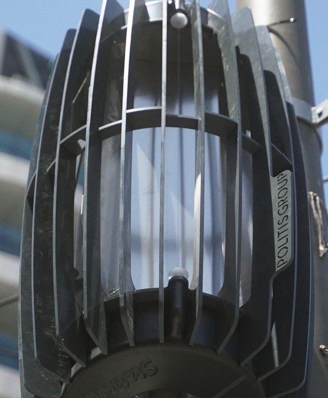 Ομόνοια: Μπήκαν μηχανήματα καθαρισμού αέρα -