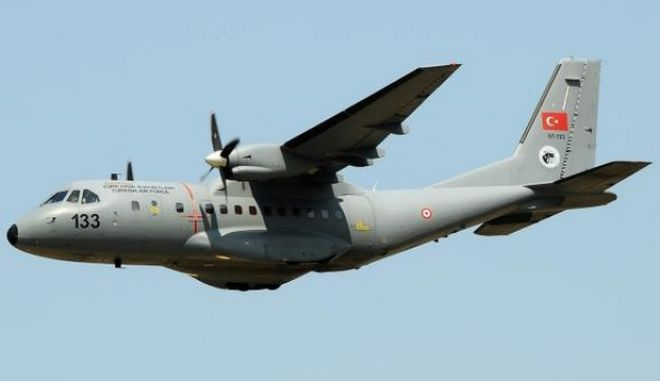 Νέα πρόκληση: Υπέρπτηση τουρκικού αεροσκάφους πάνω από το Κουνελονήσι