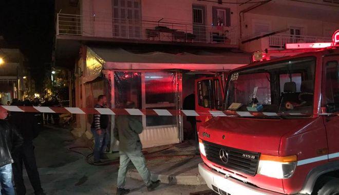 Τρεις νεκρές από έκρηξη σε ταβέρνα στην Καλαμάτα