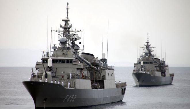 Πολεμικά πλοία (φωτογραφία αρχείου)