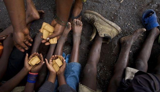 Παιδάκια στο Κονγκό (ΦΩΤΟ Αρχείου)