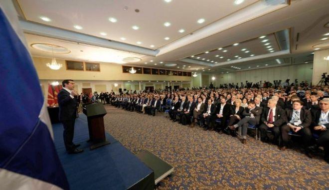 """Ευκαιρίες για επενδύσεις στη Βόρεια Μακεδονία """"βλέπουν"""" Έλληνες επιχειρηματίες"""