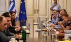 Συνάντηση Τσίπρα με κατοίκους των πληγεισών περιοχών