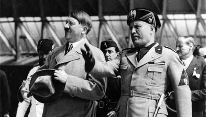 Μηχανή του Χρόνου: Ο Χίτλερ θαύμαζε απεριόριστα τον Μουσολίνι ο οποίος τον απεχθανόταν - Μηχανή του Χρόνου | News 24/7