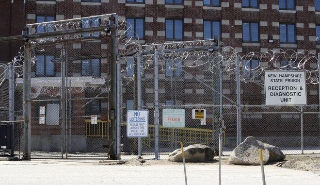 Φυλακές στις ΗΠΑ.