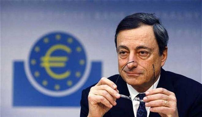 """Γερμανία: """"Ουδέν νεώτερον"""" για αρνητικά επιτόκια από την ΕΚΤ, δήλωσε ο Μ. Ντράγκι"""