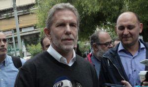 Την υποψηφιότητα του ανακοίνωσε σήμερα ο (υποψήφιος) για τον Δήμο Αθηναίων Παύλος Γερουλάνος από την πλατεία Κυψέλης