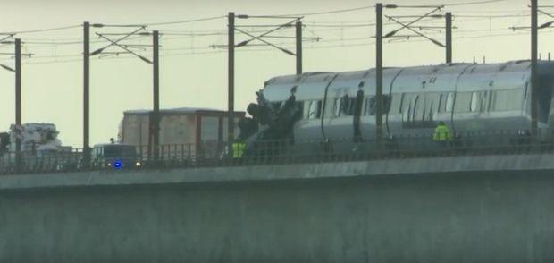 Σιδηροδρομικό δυστύχημα στη Δανία: 6 νεκροί, 16 τραυματίες
