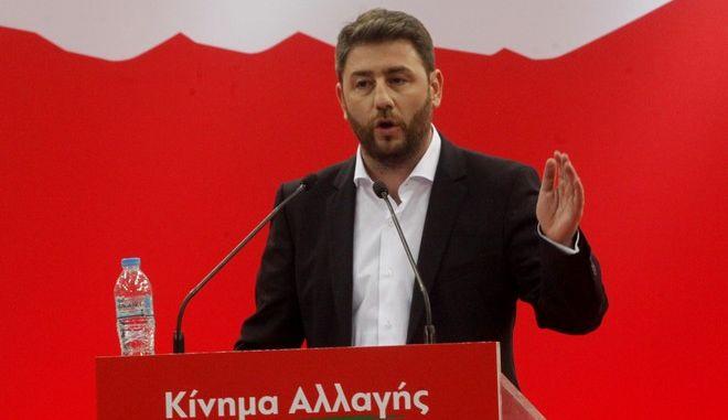 Ο ευρωβουλευτής με την ΕΛΙΑ, Νίκος Ανδρουλάκης
