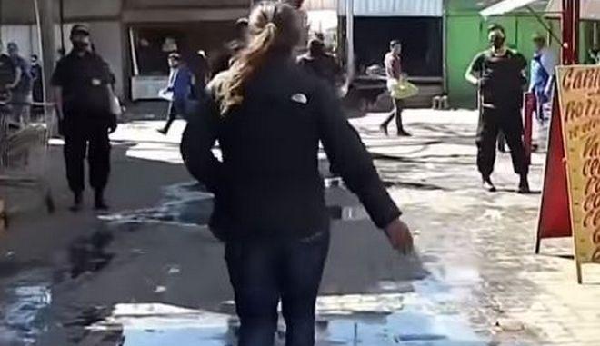 Κορονοϊός - Χιλή: Ασθενής απέδρασε απο νοσοκομείο και πήγε σε αγορά