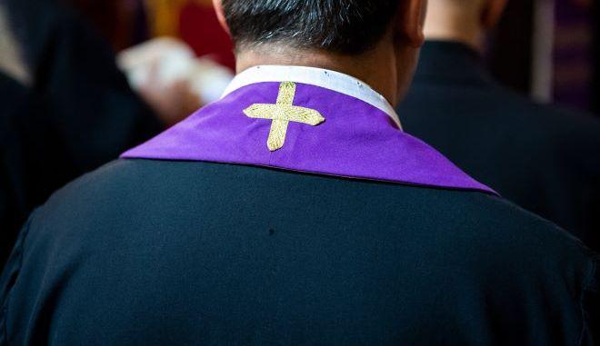 Ιερέας (φωτογραφία αρχείου)