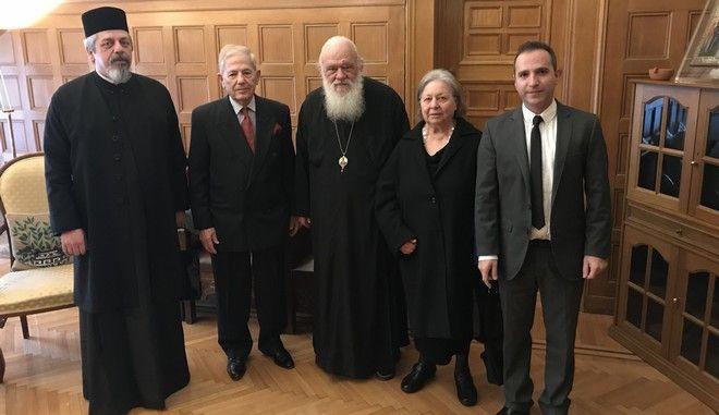 """Το χριστιανικό μορφωτικό Ίδρυμα εις μνήμην Ευθυμίου και Κωνσταντίνας Ζολώτα στο πλευρό της """"Αποστολής"""""""