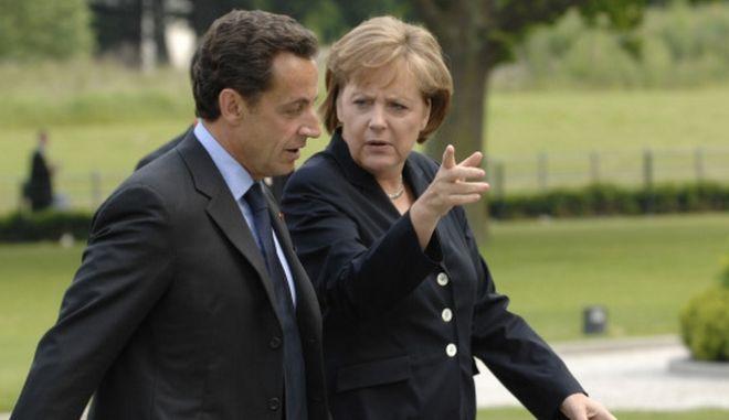 """""""Οι τραμπούκοι Μερκοζί δαιμονοποίησαν την Ελλάδα"""""""