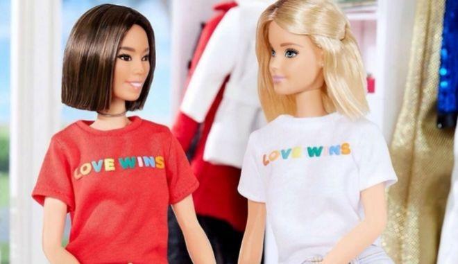 H Barbie τάσσεται ανοιχτά υπέρ των δικαιωμάτων της LGBT κοινότητας