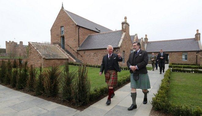 Ο Πρίγκιπας Κάρολος ανοίγει Bred and Breakfast στη Σκωτία