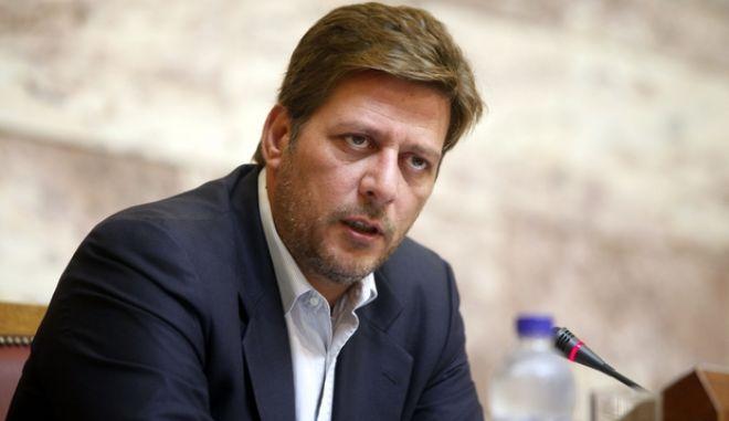 Συνεδρίαση της Επιτροπής Εθνικής 'Αμυνας και Εξωτερικών Υποθέσεων της Βουλής την Πέμπτη 6 Σεπτεμβρίου 2012. (EUROKINISSI/ΓΙΩΡΓΟΣ ΚΟΝΤΑΡΙΝΗΣ)