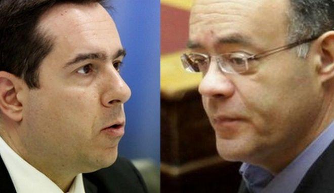 Τροχαίο άνευ προηγουμένου: Βουλευτής του ΣΥΡΙΖΑ τράκαρε με βουλευτή της ΝΔ
