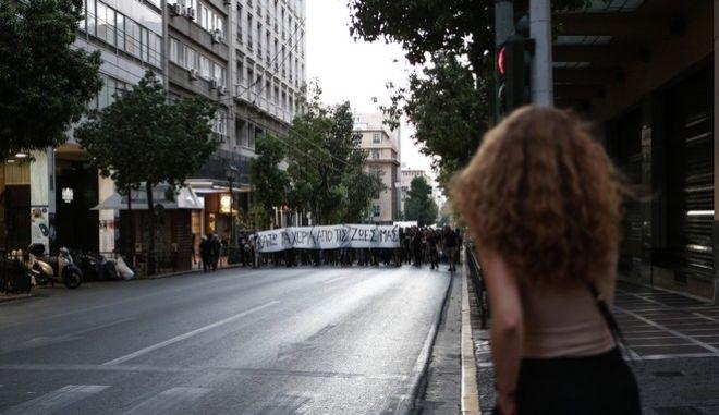 Πατέρας Ηριάννας: Η κόρη μου διαφωνεί κάθετα με τα επεισόδια στην Αθήνα. Θέλουμε μια δίκαιη δίκη