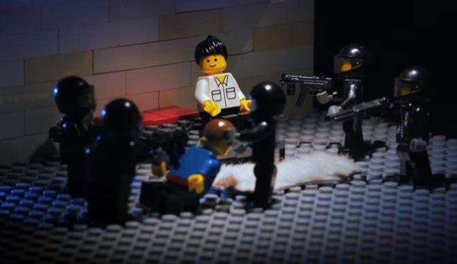 Ένα βίντεο-χρονολόγιο με πρωταγωνιστές lego για την υπόθεση της Ηριάννας