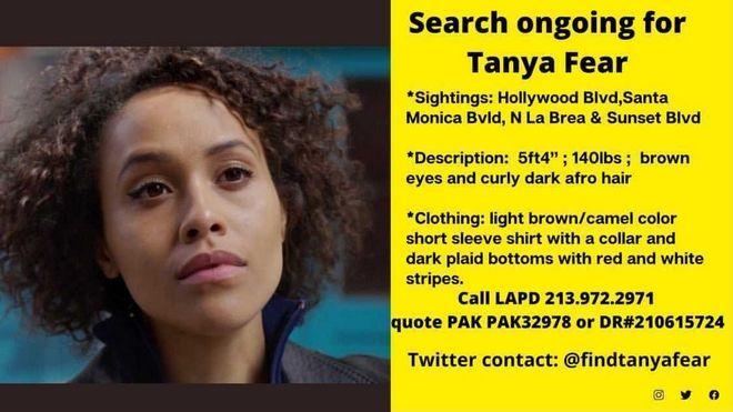 Tanya Fear: Αγνοείται η ηθοποιός του Doctor Who